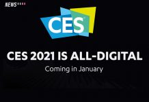 CES 2021 digital