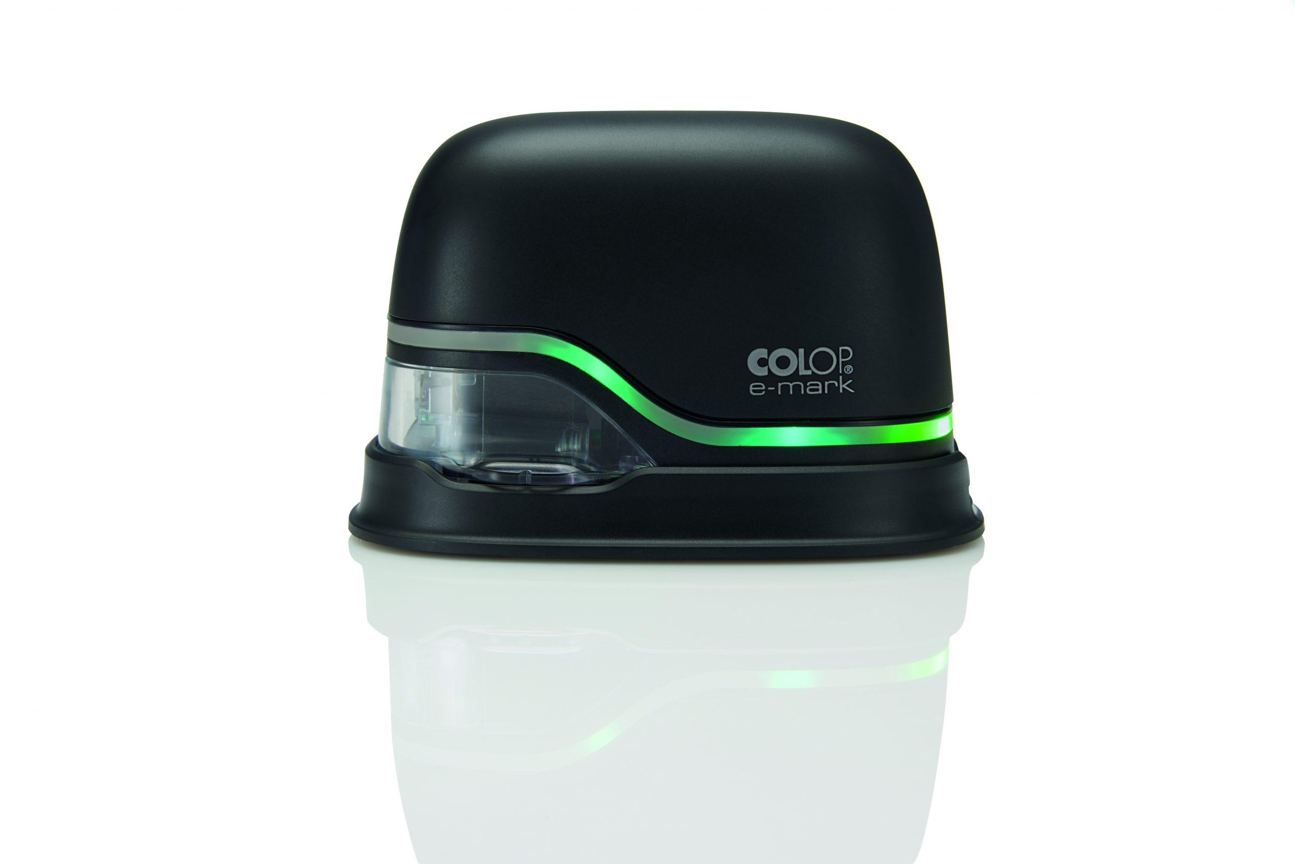 COLOP e-mark: New portable electronic stamp to offer high quality imprints 2