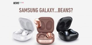 Samsung, Galaxy Live Buds, earbuds, wireless earbuds, beans