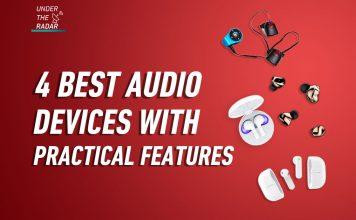 Under the Radar, audio devices, wireless earbuds
