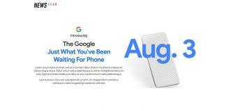 Google Pixel 4a teaser launch