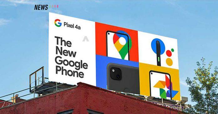 Google, Pixel 4a, Pixel 3a
