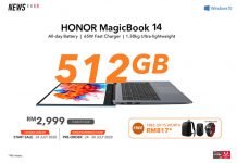 HONOR, MagicBook 14,