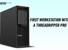 Lenovo ThinkStation p620