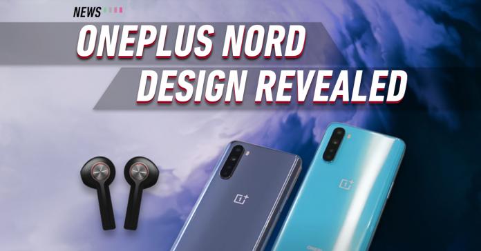 OnePlus Nord, OnePlus Buds, OnePlus