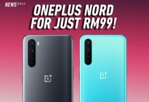 OnePlus Nord RM99 mystery box shopee