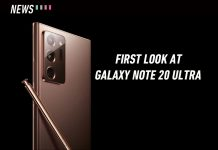 Samsung galaxy note 20 ultra mystic brown colour leak