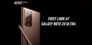 Samsung galaxy note 20 ultra mystic brown colour leak