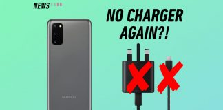 Samsung galaxy s20 remove charger
