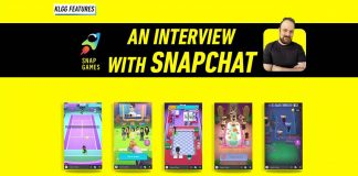 Snap Games Interview feature