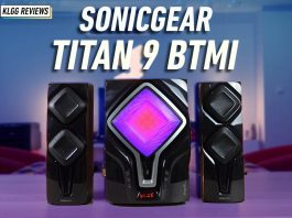 SonicGear Titan 9 review black