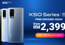 vivo x50 price launch lazada