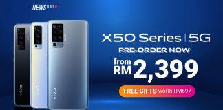 vivo x50 price launch lazada