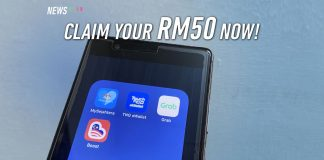 ePENJANA, Grab, Boost, Touch 'n Go eWallet, MySejahtera
