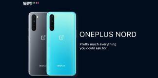 OnePlus Nord, OnePlus