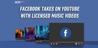YouTube, Facebook, Licensed Music Videos, Official music videos