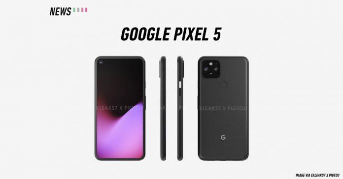 Google, Pixel 5, Google Pixel 5