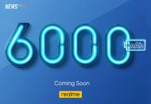 realme, 6,000mAh battery, phone