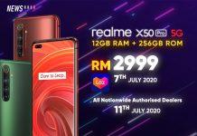 realme, realme X50 Pro 5G