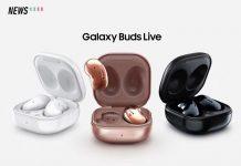 Galaxy Buds Live, Samsung
