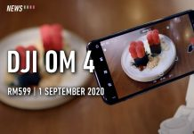 DJI, Osmo Mobile 4, OM 4