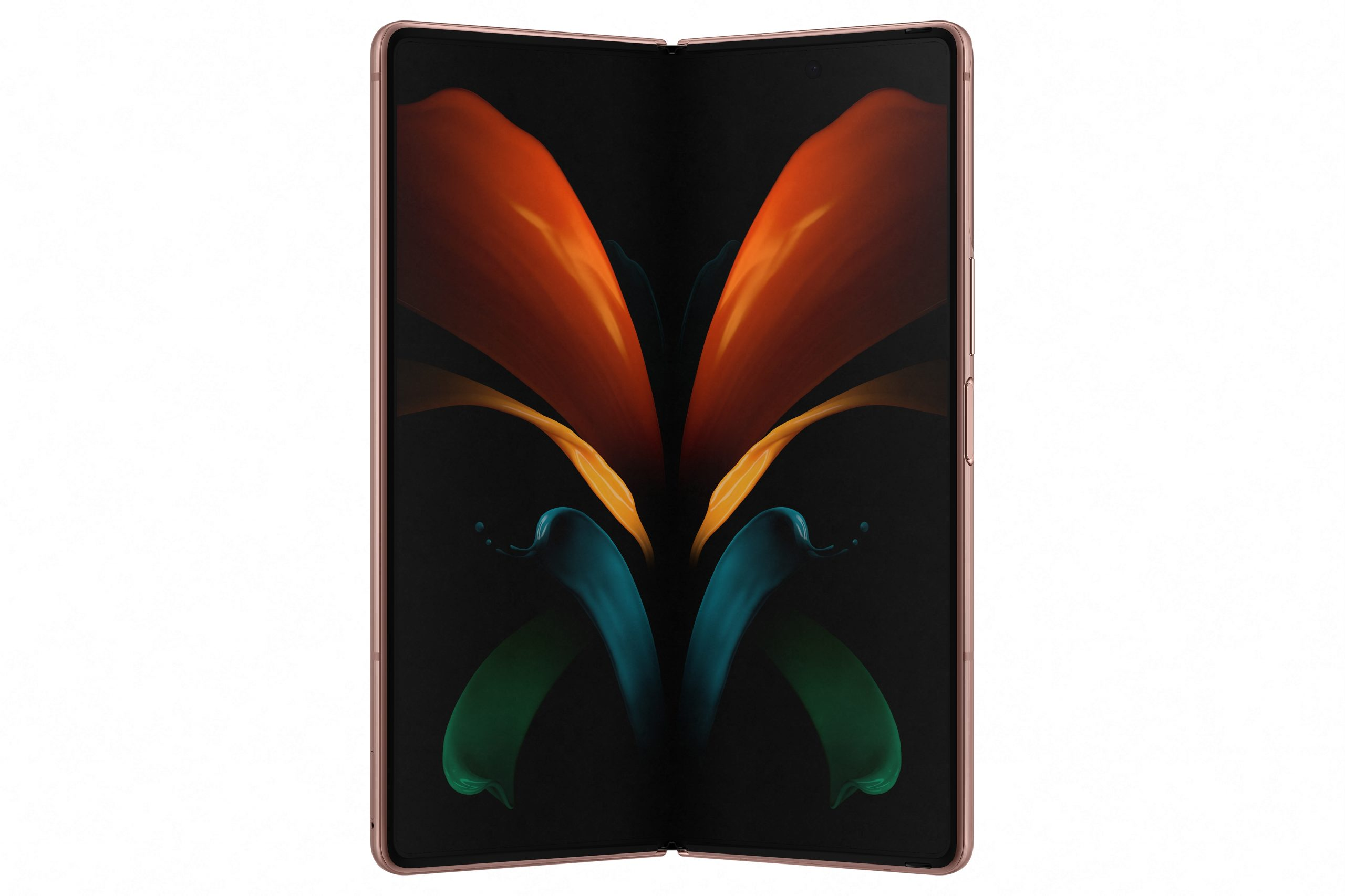 Samsung Galaxy Z Fold2: Bigger displays, sturdier design and better cameras 1