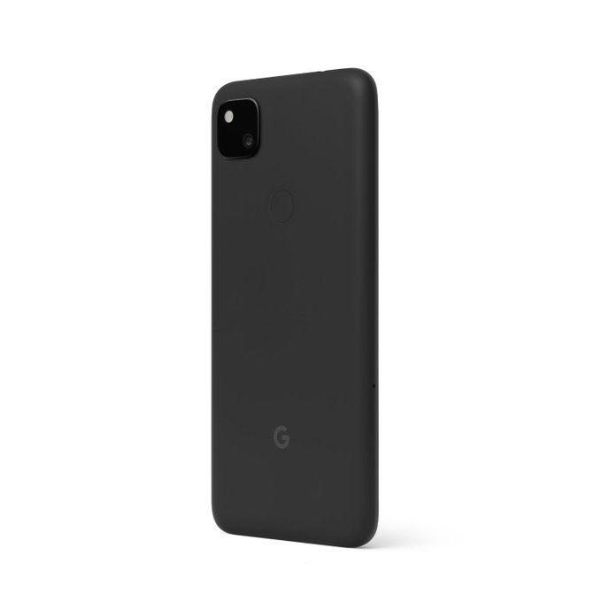 Google Pixel 4a back panel