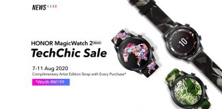HONOR, TechChic Sale, MagicWatch 2