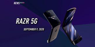 Motorola, Razr 5G