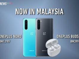 OnePlus Nord, OnePlus Buds