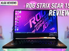 asus rog strix scar 15 2020 review rgb