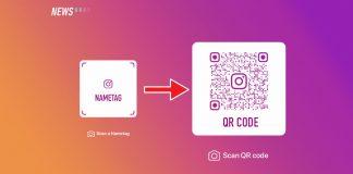 Instagram QR codes