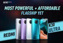 Xiaomi, Redmi K30 Ultra, MediaTek