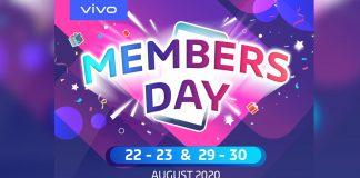 vivo members day