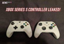 Xbox series S, controller