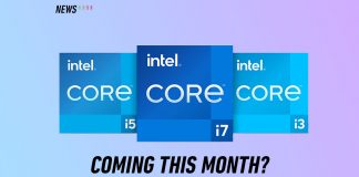 11th gen intel core launch