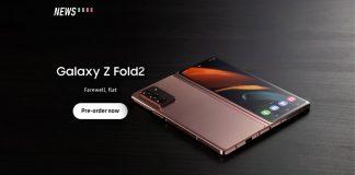 Galaxy Z Fold2, Samsung