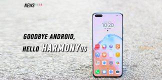 HUAWEI, HarmonyOS