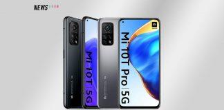 Mi 10T series, Mi 10T, Mi 10T Pro, Xiaomi
