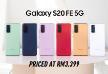 Samsung Galaxy S20 Fe launch