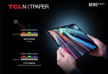 TCL, NXTPAPER