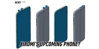 Xiaomi double selfie camera