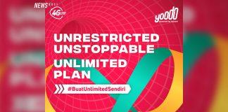 Yoodo unlimited data plan