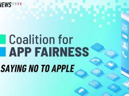 coalition for app fairness feature