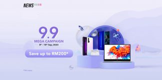 HONOR 9.9 Mega Campaign
