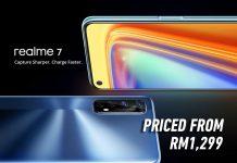 realme 7 launch price malaysia