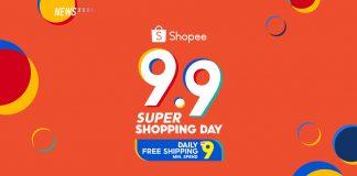 Shopee 9.9 sale, Shopee sale