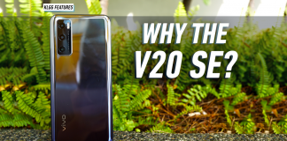 vivo v20 se feature