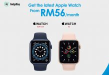 Apple Watch series 6 celcom