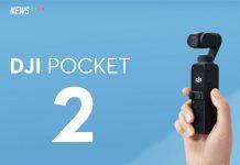 DJI Pocket 2, DJI